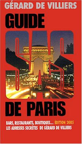Le guide SAS de Paris