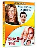 Mucho Mas Que Amigos/Siete Dias Y Una Vi [DVD]