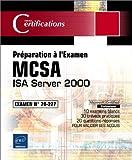 Image de ISA Server 2000 : Examen N° 70-227