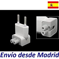 Adaptador Enchufe Europeo Belgium EU Apple A1021 A1036 M8482 M8943LL