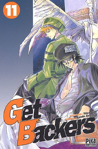 Get Backers, tome 11