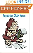 #1: CPA Monkey - CRAM Notes for the CPA Regulation Exam 2016-2017 Edition