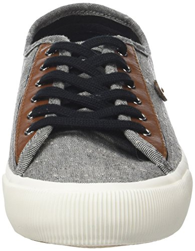 Faguo Birch, Basse Unisex – Adulto Noir (Oxford/Black)