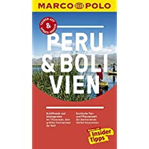 MARCO POLO Reiseführer Peru & Bolivien: Reisen mit Insider-Tipps. Inklusive kostenloser Touren-App & Update-Service