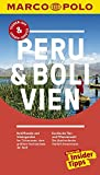 MARCO POLO Reiseführer Peru & Bolivien: Reisen mit Insider-Tipps. Inklusive kostenloser Touren-App & Update-Service - Gesine Froese