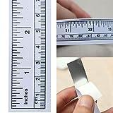 Measure Tape, FAVOLOOK Vinyl Self Adhesive Rulers Metric Measure Tape Sewing Machine Sticker Tool Ruler(90CM)