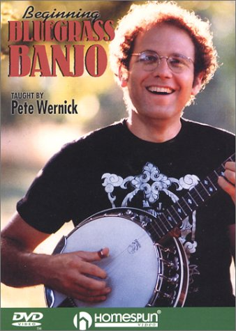 BEGINNING BLUEGRASS BANJO REINO UNIDO DVD