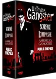 The Ultimate Gangster - Coffret - American Gangster + Scarface +...