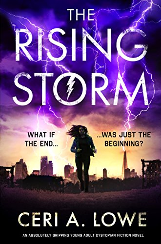 The Rising Storm: An absolutely gripping young adult dystopian fiction novel (Paradigm Trilogy Book 1)