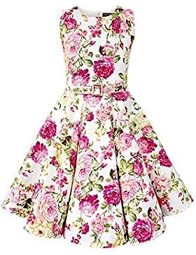 Black Butterfly Kinder 'Audrey' Vintage Divinity Kleid im 50er-Jahre-Stil