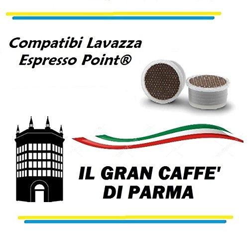 """100 Kapseln Kompatible Lavazza Espresso Point®, Il Gran Caffè di Parma Mischung """"Gold"""""""