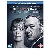 House of Cards - Season 1-5  [Blu-ray]