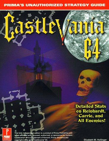 Castlevania 64: Prima's Unauthorized Strategy Guide
