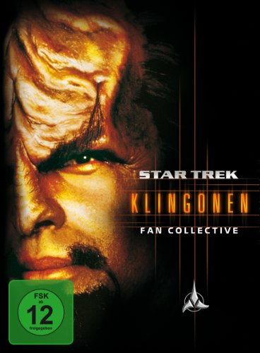 Star Trek - Klingonen Fan Collective (4 DVDs)