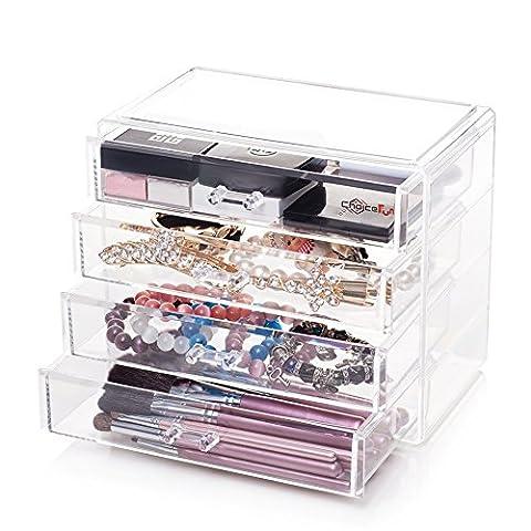 Choice Fun Schubladen Organizer Kosmetik Aufbewahrung Jewelry Box