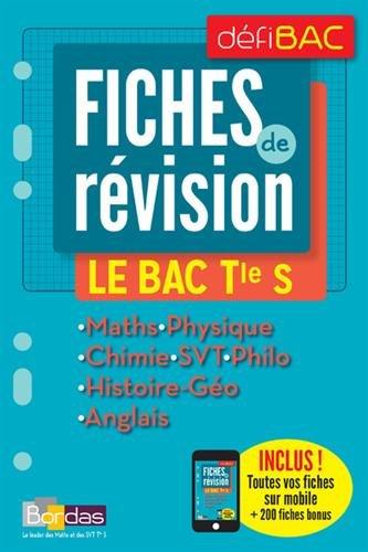 DfiBac compilation Fiches de Rvision TS