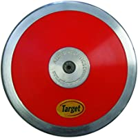 Amber Fight Gear Discus Target High Spin - Balón de ejercicio, color rojo, talla 2 kg