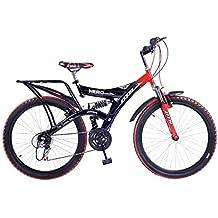 Hero RangerDTB-VX 26T 6 Speed Mountain Cycle (Red/Black)