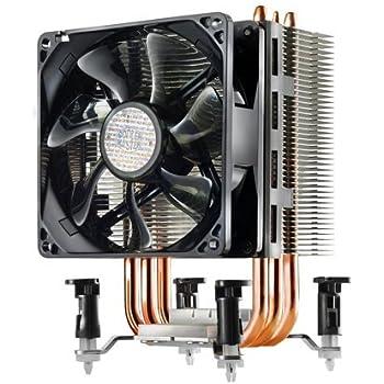Cooler Master Hyper TX3 EVO Ventola per CPU '3 Heatpipes, 1x Ventola da 92mm PWM, Connettore da 4-Pin' RR-TX3E-22PK-R1