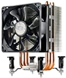 Cooler Master Hyper TX3 EVO CPU Air Cooler '3 Heatpipes, 1x 92mm PWM Fan, 4-Pin Connector' RR-TX3E-22PK-R1