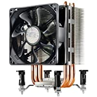 Cooler Master Hyper TX3 EVO CPU-Kühler '3 Heatpipes, 1x 92mm PWM Lüfter, 4-Pin (PWM)' RR-TX3E-22PK-R1