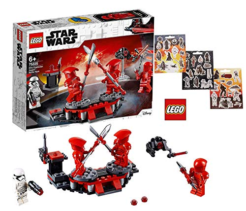 Star Wars Lego 75225 Elite Praetorian Guard Battle Pack + 1 Bogen Sticker gratis -