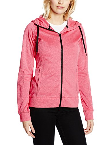 Stedman Apparel Damen Sweatshirt Active Performance Jacket/ST5930, Orange (Coral), 40