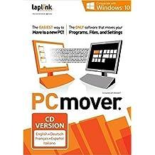 Laplink PCmover 10 mit High-Speed-Kabel (Nutzung für 1 PC)