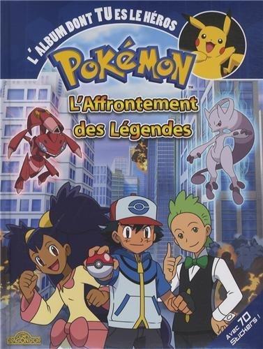 Pokémon - L'Affrontement des Légendes de POKÉMON (27 mars 2014) Album