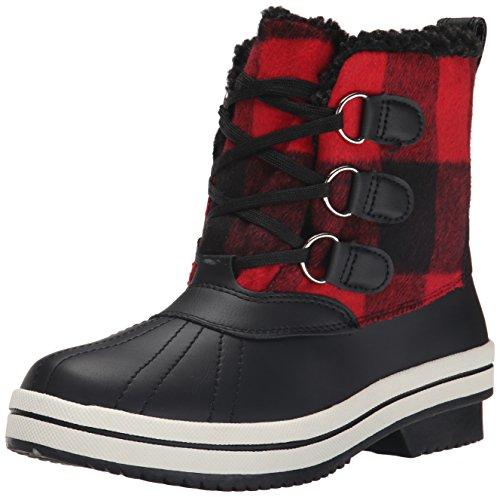 Madden Girl Chiill Winter Boot Black/Multi