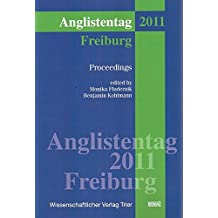 Proceedings: Anglistentag 2011 Freiburg