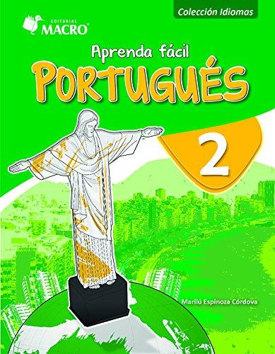 APRENDA FÁCIL PORTUGUÉS 2 por Marilú Espinoza