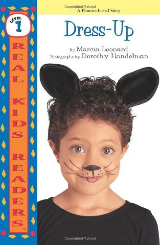 Dress-up: Real Kid's Readers: Level 1 (Real Kid Readers: Level 1) by M. Leonard (1999-03-06)