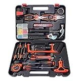 Libina 82 Set Di Manuale Tools Kit Home Multi-Funzione Di Qualità Strumenti Hardware Manutenzione Set