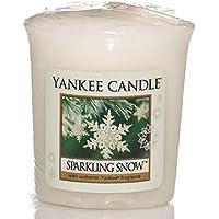 Yankee Candle Votive Sparkling Snow Duftkerze 0,0 49 kg preisvergleich bei billige-tabletten.eu