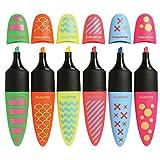 #5: ColourHide My Designer Highlighter Assorted (Pack of 6)
