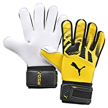 Puma One Grip 1 RC, Guanti Portiere Unisex-Adult, Ultra Yellow Black White, 9.5