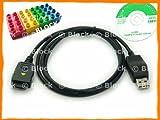 Block Entertainment (TM)–USB Datenkabel & Software Suite–LG C3300