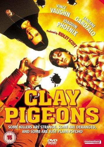 Clay Pigeons [DVD] by Joaquin Phoenix