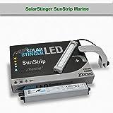 Econlux SolarStinger SunStrip StarterSet 200 M+ 1x B-Holde - LED Strip 200mm CC/V2 Marine/Driver/dimmbar
