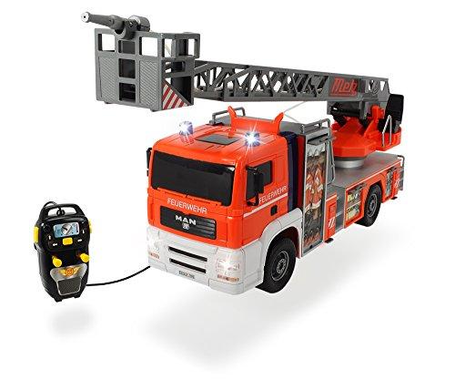 feuerwehrauto Dickie Toys 203719000 - Fire Patrol, kabelgesteuertes Feuerwehrauto, 50 cm