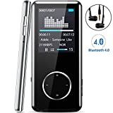 [Neue Version] MP3 Player,Tinzzi MP3-Player...