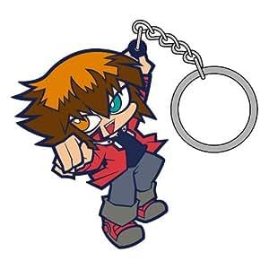 Pinched Yu-Gi-Oh Duel Monsters GX Jaden Yuki Strap Key Chain Yuberu teen ver