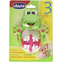 Chicco - Sonajero-mordedor rana (00071697000000)