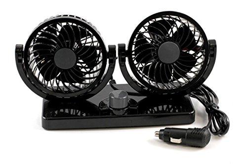 Preisvergleich Produktbild All Ride 871125241830 Ventilator Doppelt,  24 V