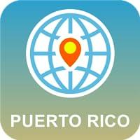 Puerto Rico Karte online