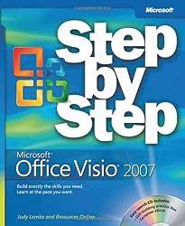 Microsoft® Office Visio® 2007 Step by Step (Step By Step (Microsoft))