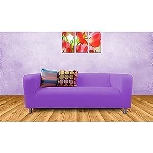 Fodera di copertura ricambio per divani ikea klippan 2 for Doghe ricambio ikea