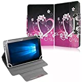 Universal Tasche Schutz Hülle 10-10.1 Zoll Tablet Schutzhülle Tab Case Cover Bag, Motiv:Motiv 1, Tablet Modell für:Excelvan BT-MT10