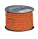 Bo-Camp Accessoires pour tente BC Corde nylon/orange Ø4mm 20mtr Orange